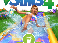 The Sims 4 Backyard Stuff Boxart