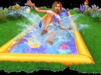 The Sims 4 Backyard Stuff Render