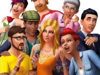 The Sims 4 Base Game Render