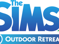 The Sims 4 Outdoor Retreat Logo