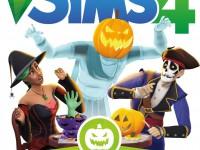 The Sims 4 Spooky Stuff Boxart