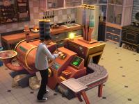 The Sims 4 cupcake maker screenshot gameplay trailer