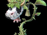 Cow Plant Render Concept Art