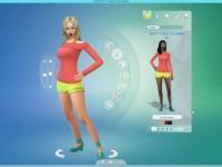 Create-a-Sim Demo screenshot