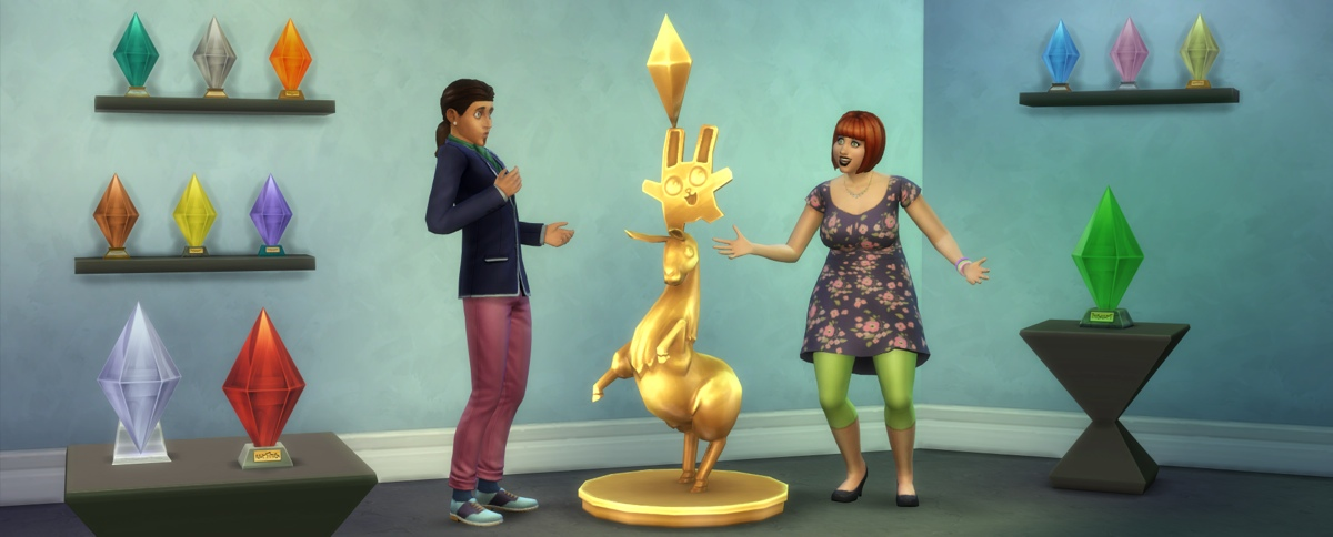The Sims 4 Rewards
