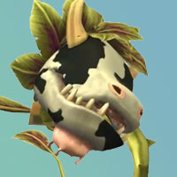 The Sims 4 Avatar Cow Plant