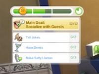 Social Event Goals  - Live Gameplay Trailer