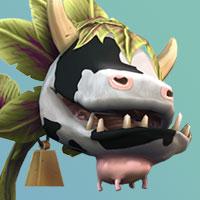 The Sims 4 Avatar Cowplant