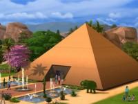 The Sims 4 Creators Camp Screenshot Oasis Springs