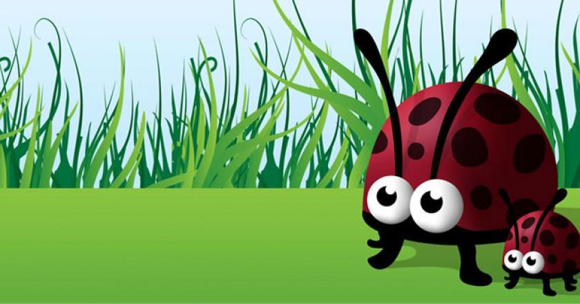 The Sims 4 Ladybug Wallpaper