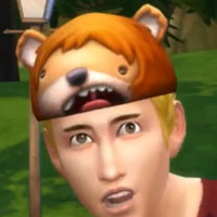 The Sims 4 Collectors Edition Bear Hat