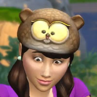 The Sims 4 Collectors Edition Owl Hat