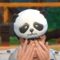 The Sims 4 Collectors Edition Panda Hat