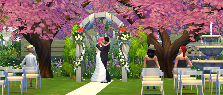 how to bake a wedding cake sims 3 social events throwing a in the sims 4 15579