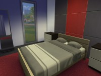 The Sims 4 Astronaut Starter Bedroom