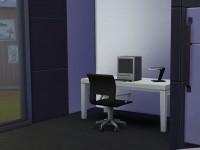 The Sims 4 Astronaut Starter Study