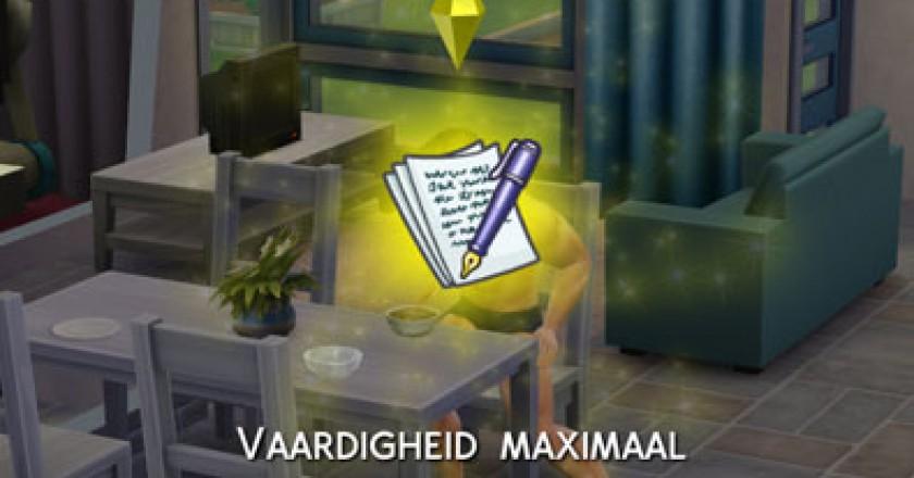 The Sims 4 Cheat Max Skills