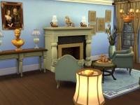 The Sims 4 Stepford Mansion