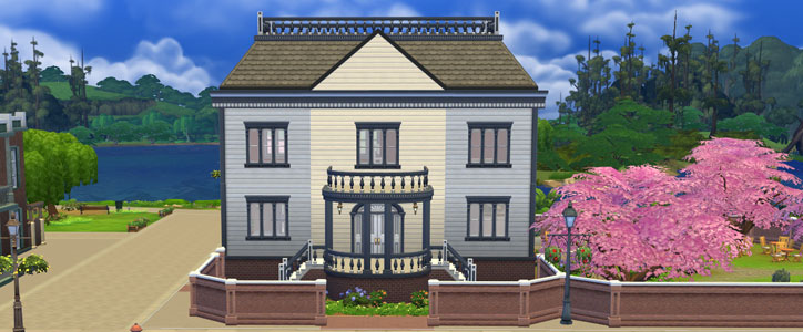 The Sims 4 Venue - Museum