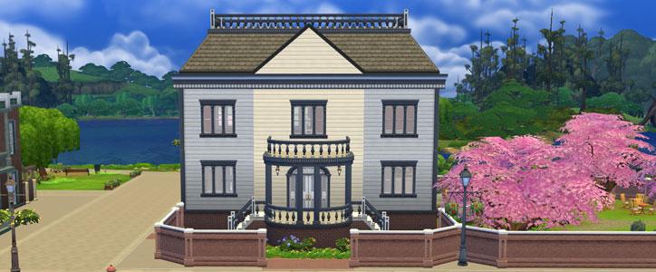 The Sims 4 Venue - Museum