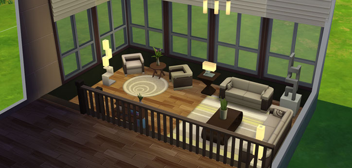 Room Ideas Sims