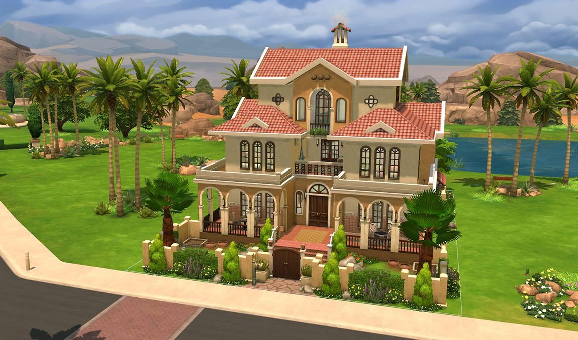 Download Casa Martina Sims Online : sims 4 download casa martina front from sims-online.com size 1152 x 678 jpeg 172kB