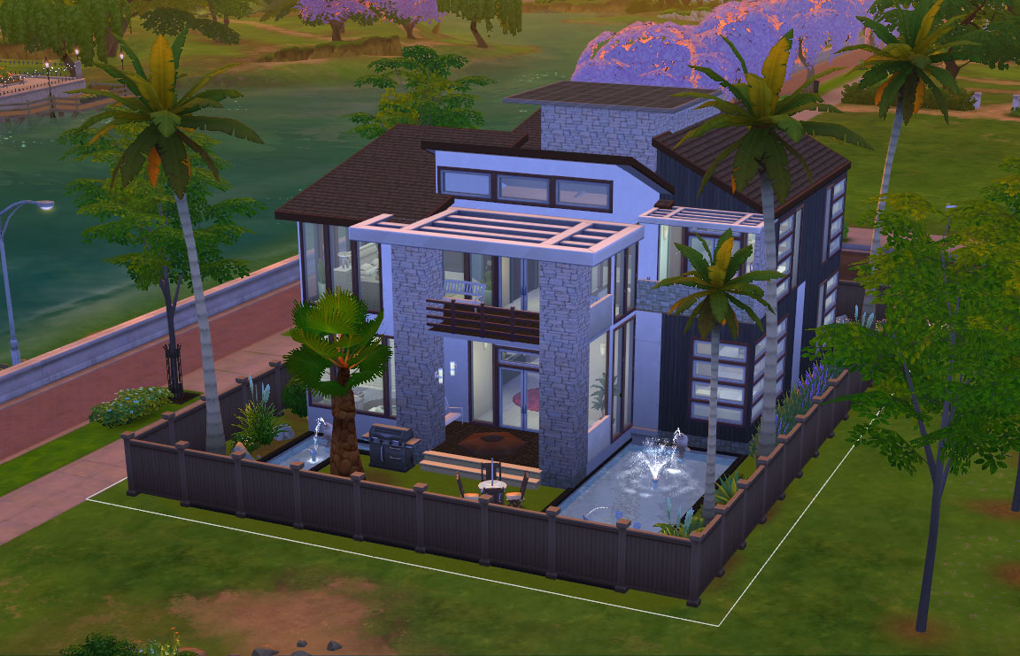 How To Build A Second Floor On Sims