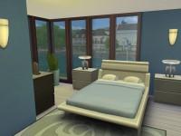 Modern Charm Bedroom