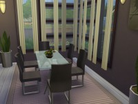 Modern Charm Dining Room