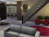 Modern Charm Living Room