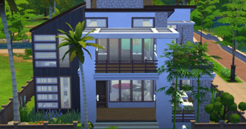The Sims 4 Download - Modern Charm