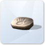 Fossilized Sim Hand