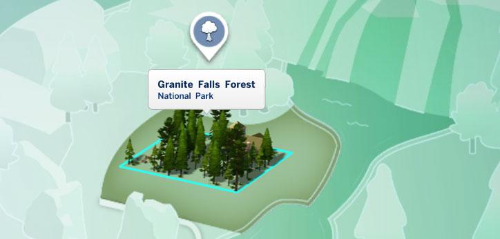 Granite Falls Forest National Park