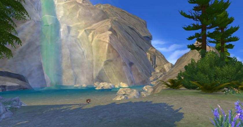 Secret Hermit's Mountainside Retreat