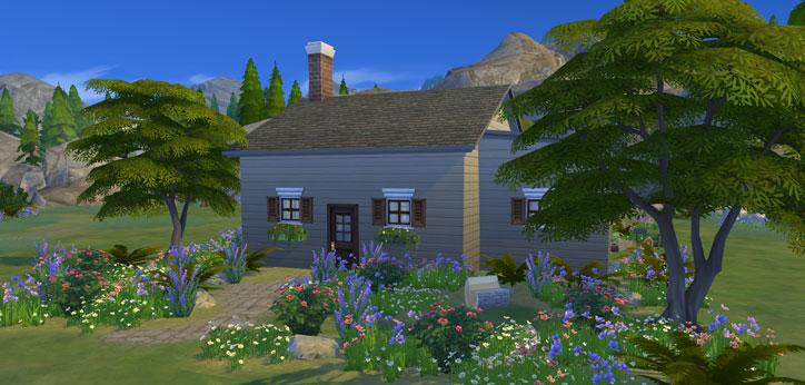 Secret Hermit's Mountainside Retreat House