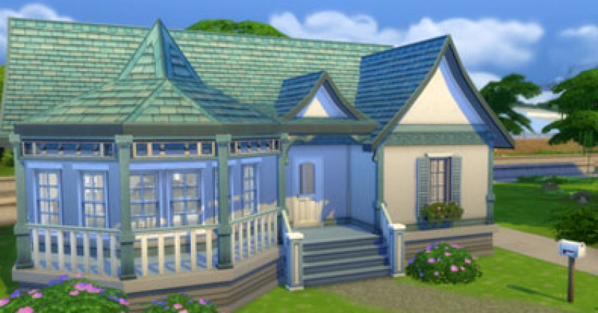 Sims 4 Download: Victorian Starter