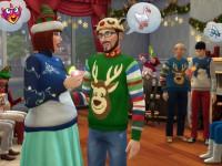 The Sims 4 Holiday Celebration screenshot