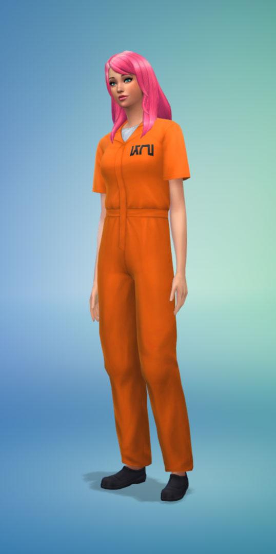 Prison Uniform