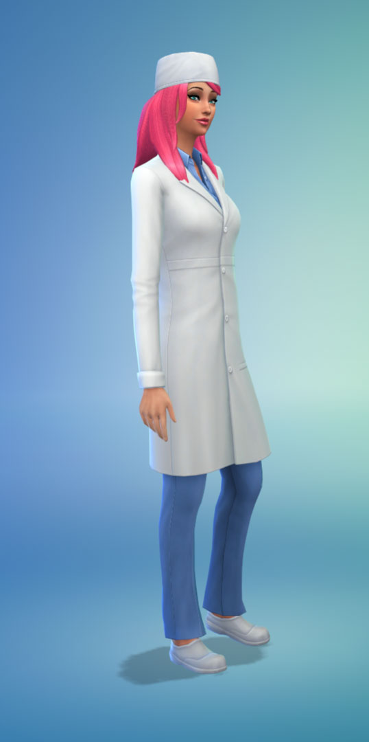 Doctor uniform