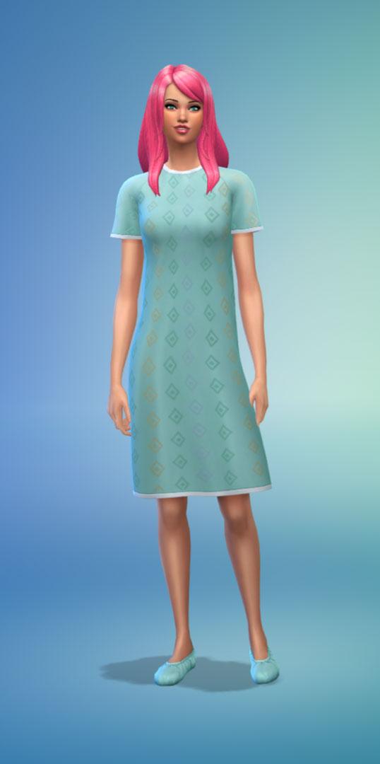 Patient outfit