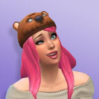 Dazed Bear Hat