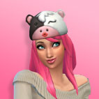 Flirty Cow Hat