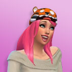 Hysterical Tiger Hat