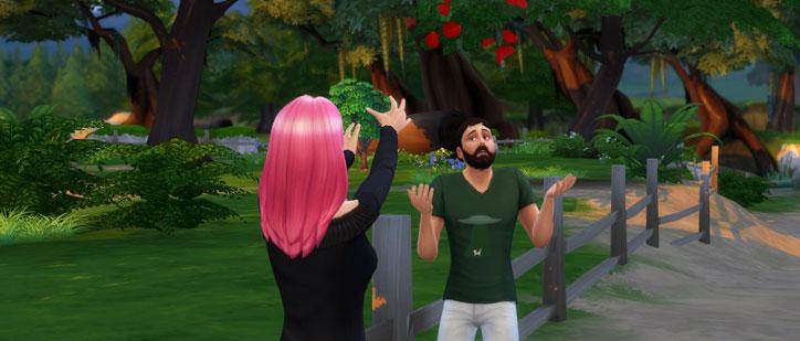The Sims 4 Charisma Skill Enchanting Introduction