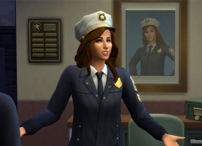 The Sims 4 Detective Career Guide (active)