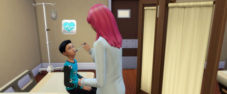 The Sims 4 Doctor Career Guide (active) - Sims Online