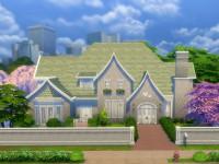 Valentines Mansion Front