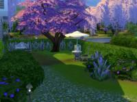 Valentines Mansion Garden