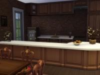 Valentines Mansion Kitchen