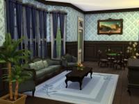 Valentines Mansion Living Room
